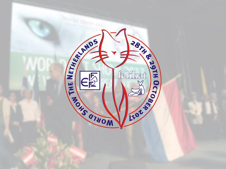 28 e 29 ottobre 2017 World Cat Show FIFe Rijswijk Netherlands